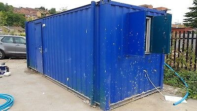 21 ft Site Office Container