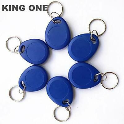 100pcs 26 Bit Key Fobs Prox Keyfobs Compatable with Prox 1386 1326 H10301 reader