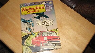 Dc Detective Comics #200 Poor Condition Oct 1953 Batman Golden Age