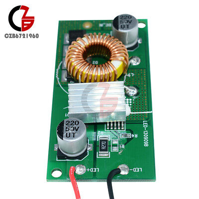 30W 1000mA Constant Current LED Light Efficient Driver Fit Supply New