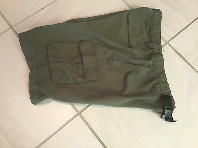 Mens Boy Scout Shorts, Size X Large, Switchback Shorts, Green
