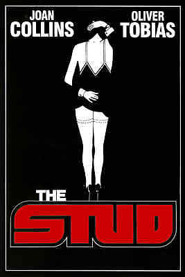 """The Stud""..Joan Collins.. Oliver Tobias.. Classic Movie Poster Various Sizes"