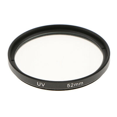 52mm Multi Coated UV Ultraviolet Protection Lens Filter for Canon Nikon Sony