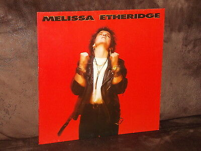 Vinyl-LP: MELISSA ETHERIDGE - Same (1988)[Like The Way I Do,Bring Me Some Water]
