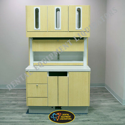 A-dec Dental Cabinet Treatment Console Preference Model 5580
