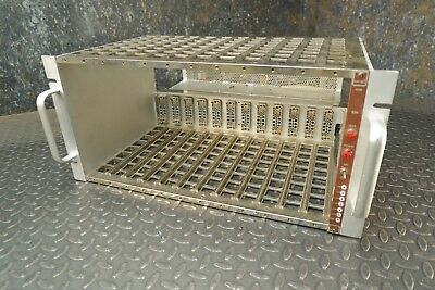 Ortec 401B NIM Bin 12-Slot Chassis w/ 402D Power Supply +/- 6/12/24V