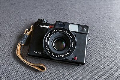 Plaubel Makina 67 - RARE IN UK