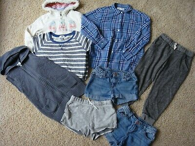Girls OLD NAVY GAP Fall Back To School CLothing Lot Size 10 LG LARGE 10/12 EUC!!
