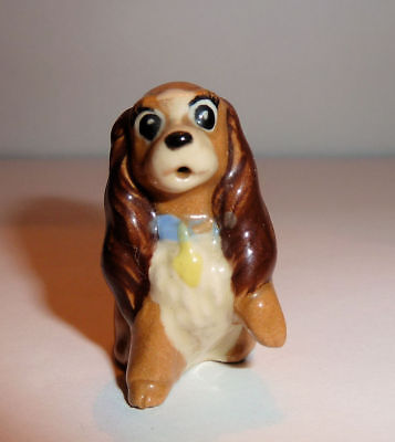 Hagen Renaker Lady from Disney's Lady and the Tramp Made in the USA