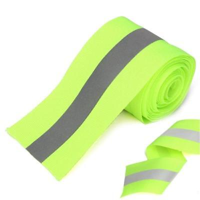 Florescent Reflective Safety Warning Trim High Visibility Reflective Ribbon