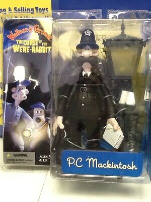 WALLACE e GROMIT-PC MACKINTOSH-THE CURSE OF THE WERE-RABBIT - 2005