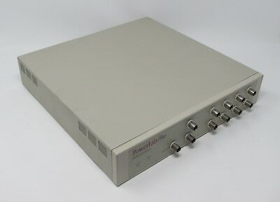 ADInstruments PowerLab 8SP 8 Input Channel Data Aquisition
