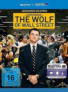 The Wolf of Wall Street  (inkl. Digital Ultraviolet)... | DVD | Zustand sehr gut