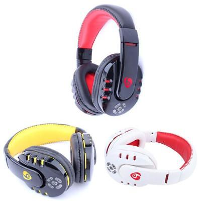 Wireless Bluetooth Stereo Gaming Headsets Earphone Headphone with Microphone