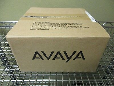 New Avaya 9608 IP VoIP Digital Business Phone with Handset And Stand 700480585