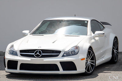 Mercedes-Benz SL-Class 2dr Coupe 6.0L AMG Black Series 2009 Mercedes Benz SL 65 AMG SL65 SL-65 Coupe 6.0L Black Series 1 of 175 Made