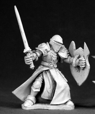 03301	Sir Titus, Guardian Knight -Dark Heaven Legends(Metal)-Reaper Miniature