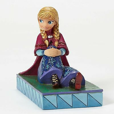 Disney Traditions*ANNA PERSONALITY POSE*Jim Shore*NEW*NIB*FROZEN*4050407