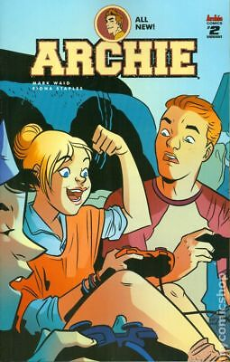 Archie (2nd Series) #2C 2015 FN Stock Image