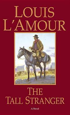 The Tall Stranger by L'Amour, Louis | Paperback Book | 9780553281026 | NEW