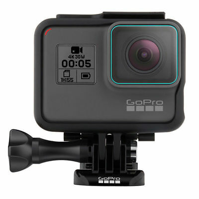 For GoPro Hero 5/6 Session Camera LCD Lens Screen Protector Film Tempered Glass