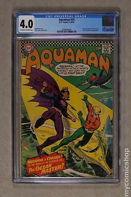 Aquaman (1st Series) #29 1966 CGC 4.0 0299469006