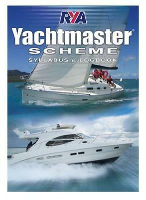 Rya Yachtmaster Scheme Syllabus and Logb by  | Paperback Book | 9781910017074 |
