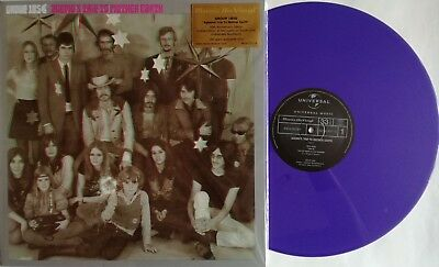 LP GROUP 1850 Agemo's Trip to Mother Earth (re) Purple Vinyl - Movlp2114 - Mint