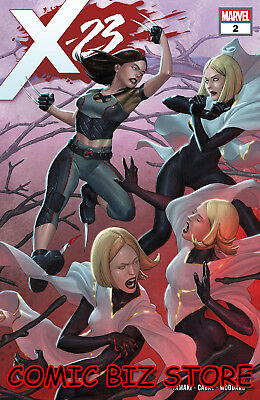 X-23 #2 (2018) 1St Printing Mike Choi Main Cover Bagged & Boarded Marvel ($4.99)