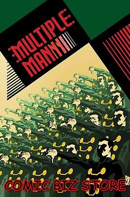 Multiple Man #2 (Of 5) (2018) 1St Printing Main Cover Marvel Comics