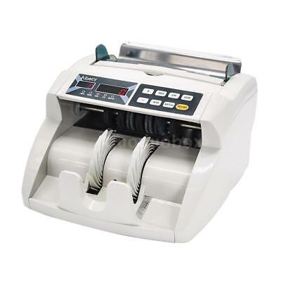 Aibecy Currency Automatic Cash Note Money Bill Counter Machine LED Display N5U8