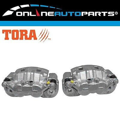 New Front Disc Brake Caliper Set suits Mazda BT-50 B3000 3.0L WEAT 2006~2011 4X4