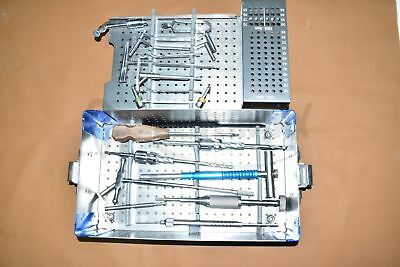 DHS/DCS Plate Stainless Steel Orthopedic instruments Set.