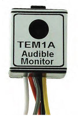 Relay - Professional Audible Sensor / Buzzer 12V (Tem1A) Dp