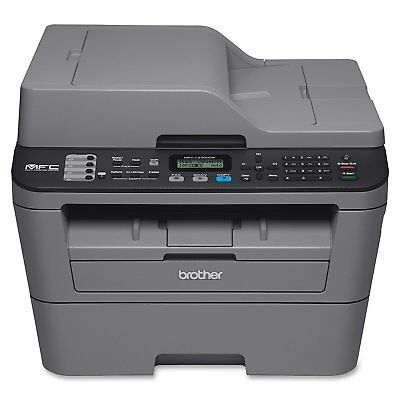 Brother MFC-L2700DW Wireless Laser All-in-One Printer w/ Copy Scan Fax BRAND NEW