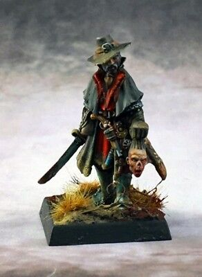 03785	Jakob Knochengard, Duskwarden -Dark Heaven Legends(Metal)-Reaper Miniature