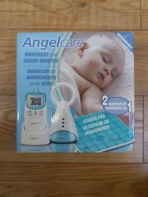 Angelcare AC401 motion and sound monitor