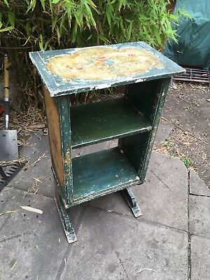 antique Shabby Chic small bookcase