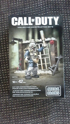 Mega Bloks - Call of Duty - Brutus - NEU