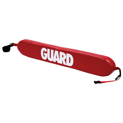 """Kemp 10202RED 40"""" Rescue Tube with Plastic Clips"""