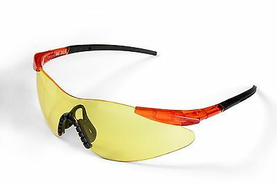 GRAY PC LENS SSG B1123GHC SAFETY GLASSES