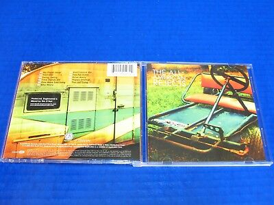 The All-American Rejects - Self-Titled - 2003 Rock CD EX Condition