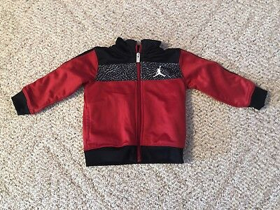 Infant Toddler 18 months JORDAN Jacket Track Free Shipping Super Cute Red