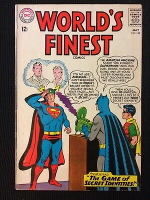 World's Finest #149 Silver Age 1965 Fn