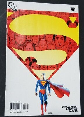 The adventures of Superman September 2010 701 DC  Comics