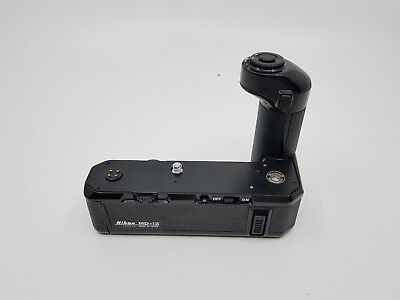 Nikon MD-12 Drive Motor and Nikon ML-1 Remote Control | Mint Cond