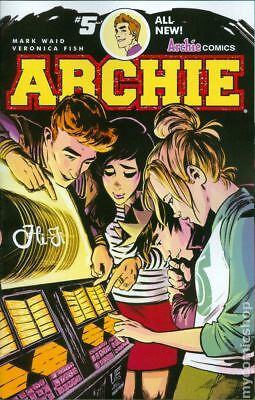 Archie (2nd Series) #5A 2016 VF Stock Image
