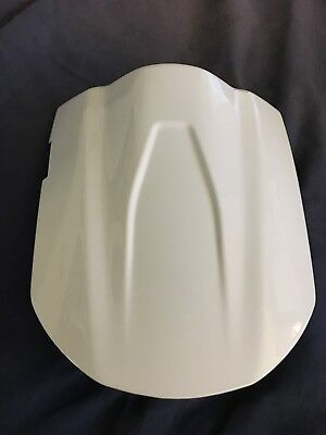 Gsxr 600 2011-2015 Oem Seat Cowl - Pearl White
