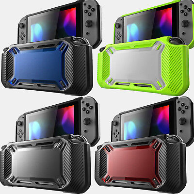 Nintendo Switch Case, Heavy Duty Armor Protective Case Cover for Nintendo Switch