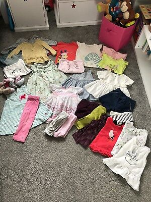Next Baby Girl 9-12 Months Bundle Excellent Condition NEXT JOULES
